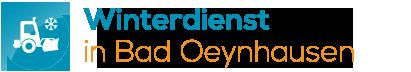 Winterdienst in Bad Oeynhausen   Gelford GmbH